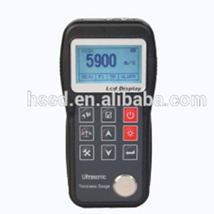 HST320 portable Ultrasonic Thickness Gauge meter / thickness measuring instrument /NDT test equipment