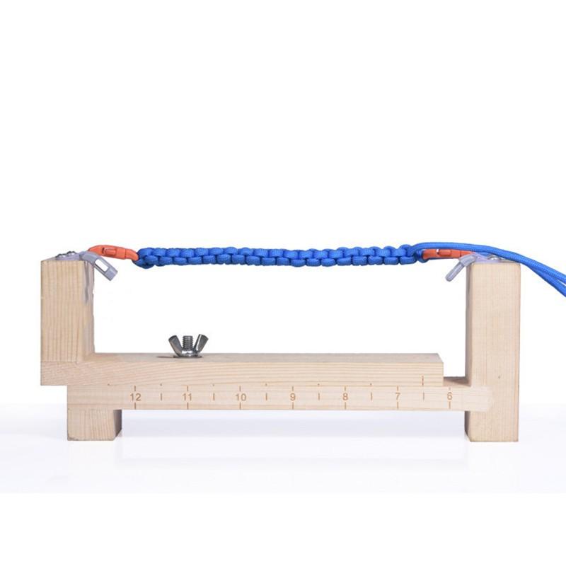 2017 Hot Sale Diy Jig Paracord Bracelet Makers Knitting