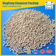 Molecular Sieve 3A Zeolite 3A, SIZE: 1.6MM (1/16 inch) with high quality good crushing strength