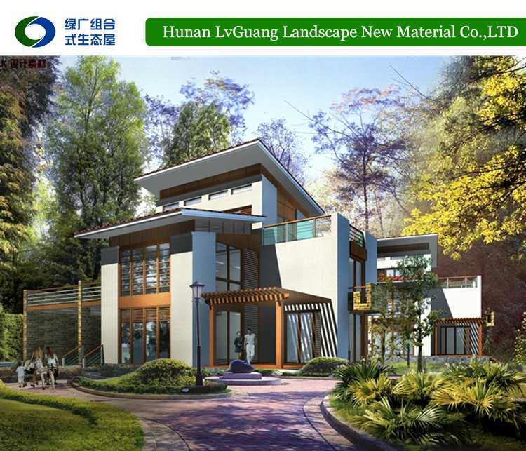 steel structure prefab kit homes made in china