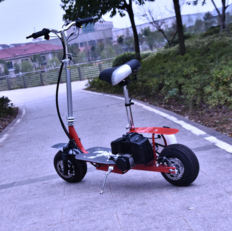 ANWA 49CC alimentato a gas a due ruote di scooter made in china