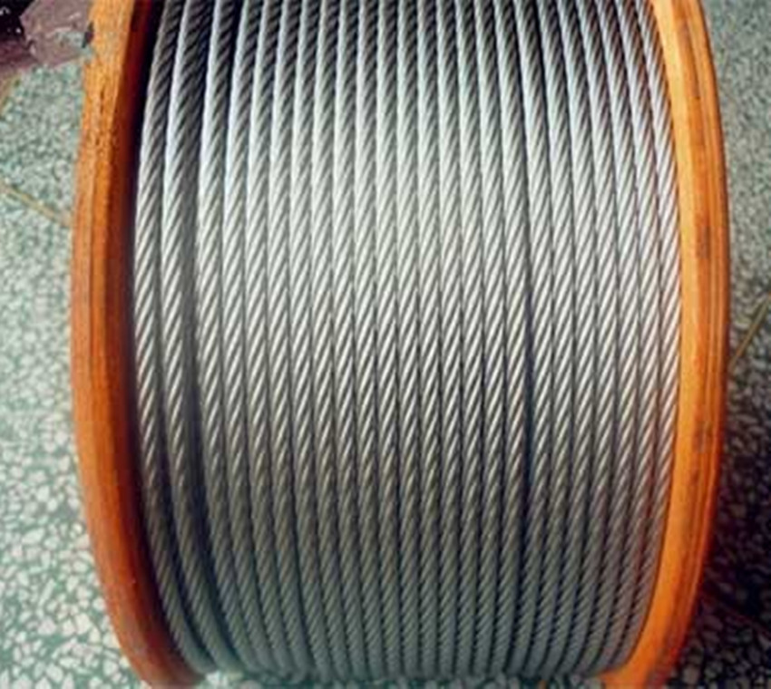 6mm winch steel wire rope