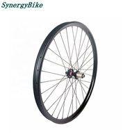 Bicycle Parts Mountain Bike 27.5er 35MM Width 25MM Depth Carbon Wheels MTB