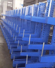 Hot Seller Warehouse Cantilever Rack Pipe Storage Angle Iron Shelf