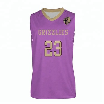 6dbad77a9 Best basketball uniform design sublimated color purple basketball jersey  2017 to 2018