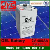 2v 400ah Rechargeable Battery Cells