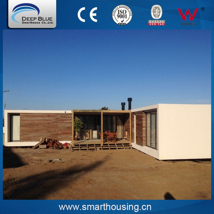 China Manufactured high quality portable modular house bungalow
