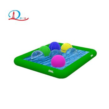 DNL customized swimming inflatable pool