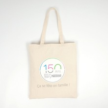 6oz mini heavy duty top quality customized printed eco natural available color thick unique washed fashion lady canvas tote bag