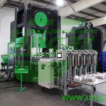 New Design Austrian Ungar Aluminum Foil Container Making