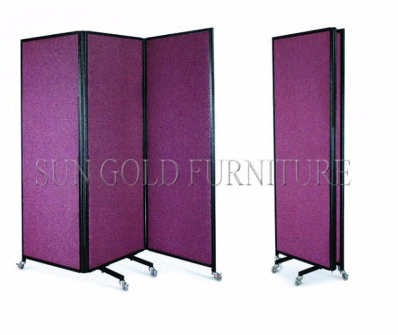 Modern decorative cheap office dividers sliding partition for Cheap decorative screens