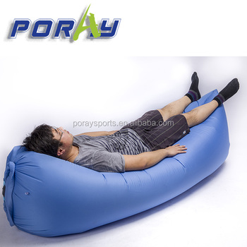 Poray Waterproof Inflatable Sofa For Camping Park Beach