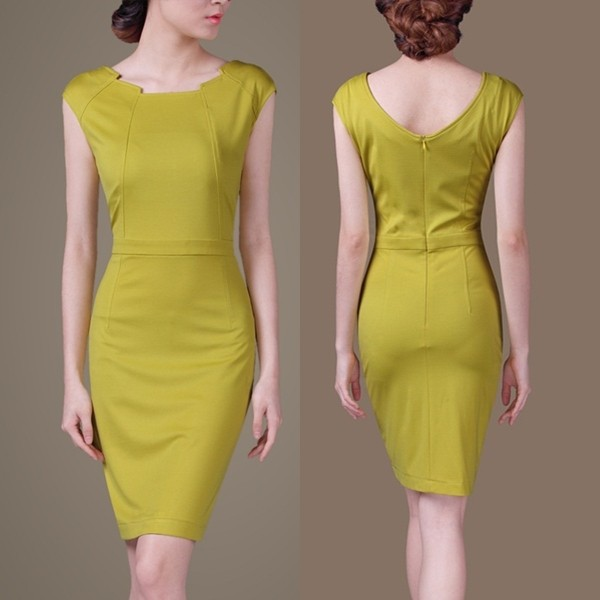 China manufacturer customize designs old body cons customize fashion lady dress