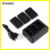 SHOOT 3pcs Li-po batteries & 1pcs Rapid Tripe Charger for Parrot minidrone