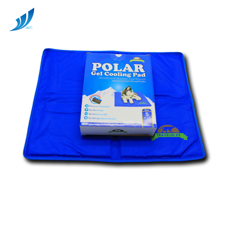 Factory Supply Hoge Kwaliteit Gel Nylon Hond Cooling Mat