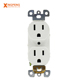 switch and socket american nema 5-15r receptacle outlet