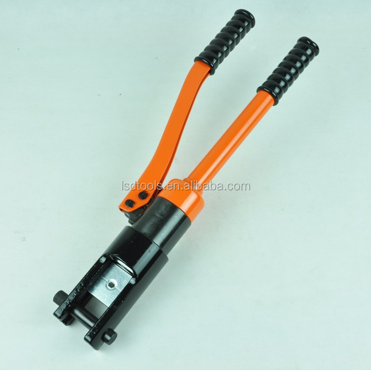 YQK-300 hydraulic crimping tool manual hydraulic hose crimping Hexagonal mould hydraulic tool hydraulic cable lug crimping tool