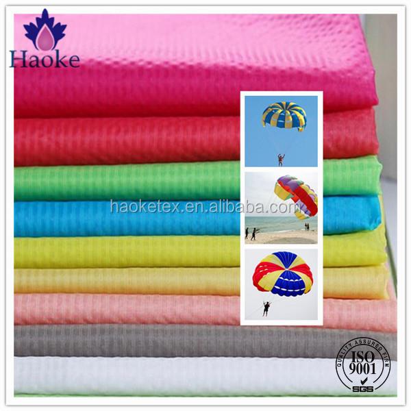 Fabricants des produits de Tissu en nylon parachute