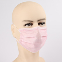 popular face mask all style 3 ply Non-woven face mask customized