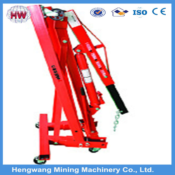 factory direct sale small mobile cranes for sale small hydraulic crane