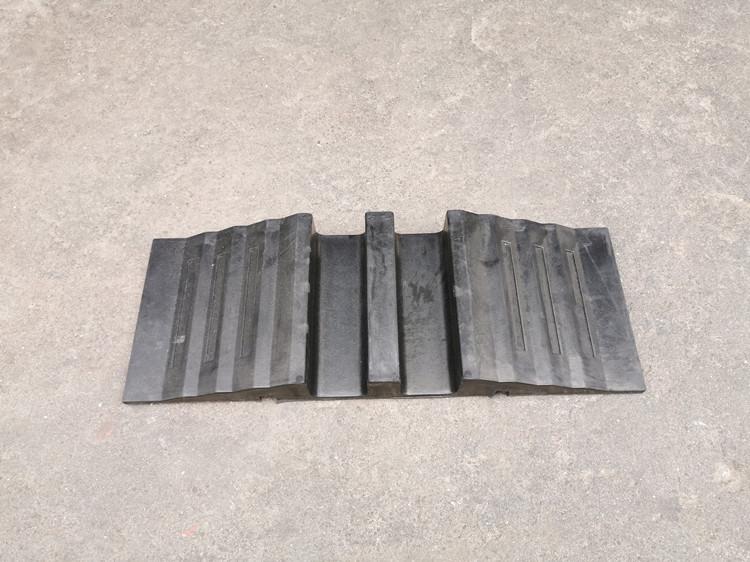 Heavy Duty Resistant rubber cable ramp Cable Hose Bridge cable bridge For Fire Hose