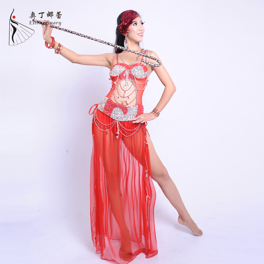 G207 Professional Egyptian Belly Dance Costume - Buy ...