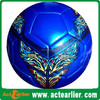 cheap custom design your own football / soccer ball for promotion