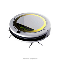 Smart Floor Cleaning Machine Robot Vacuum Cleaner With rechargeable lithium battery