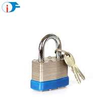 Customized Available Laminated Padlock with Master Key