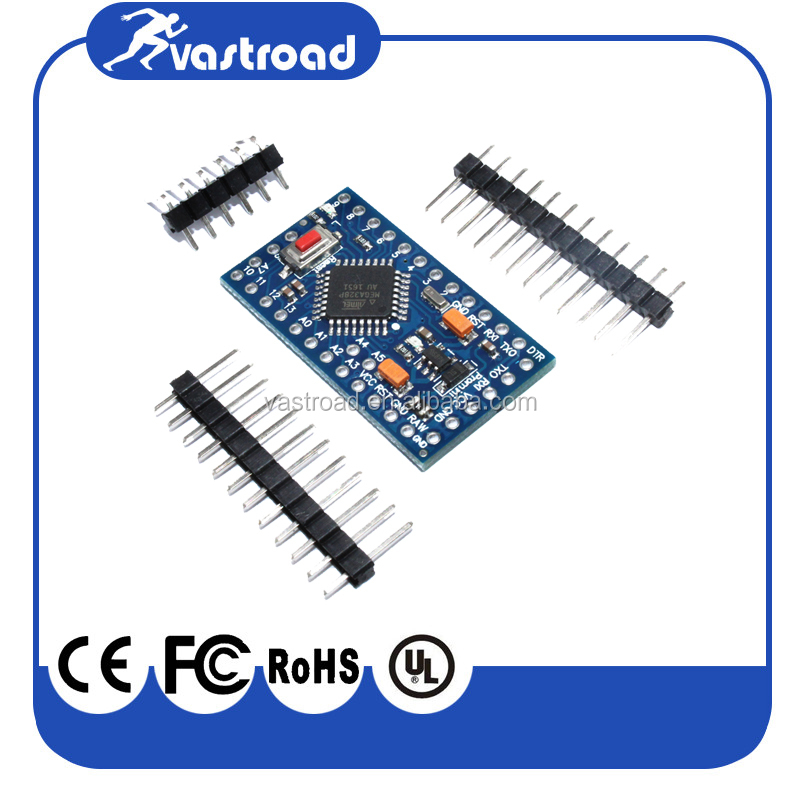 Atmega328 5V 16M Pro mini For Arduino Compatible board