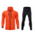 New style zip custom sports hoodie tracksuit for men