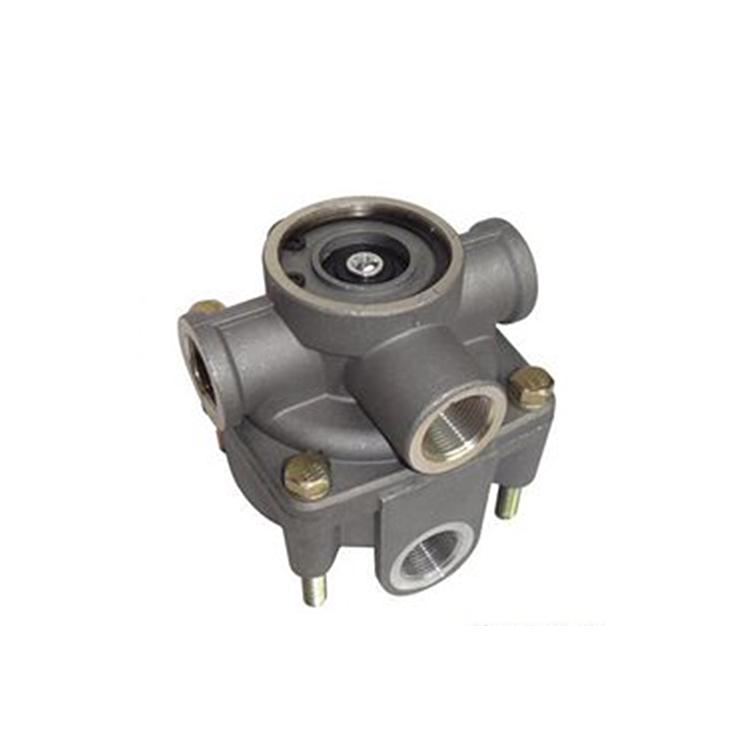 Factory direct sell bus metal car pneumatic relay valve  for zhong tong