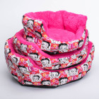 2019 Soft Square Warm Small Accessories Pet Bed For Dog