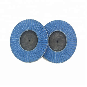 Abrasive Mini Flap Disk Quick Change Flap disc for metal polishing