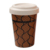 470ml Biodegradable 16OZ Eco-friendly bottle bamboo travel coffee mugs with lid and sleeve