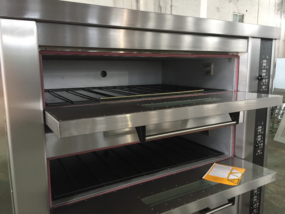 Gas Oven And Proofer For Combination Buy Bakery Gas Oven