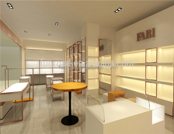 Fashion Handbag Furniture Retail Display Ideas