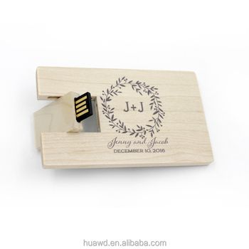 Top quality card business wooden usb flash drive buy wooden flash top quality card business wooden usb flash drive reheart Choice Image