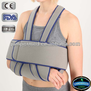 Hot sale C1AR-1301 secures against body arm Sling & Swathe/arm support/arm brace