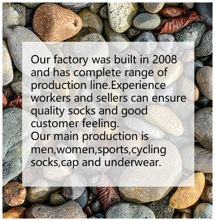 Fuzhou Firebird Sporting Goods Co , Ltd  - Socks