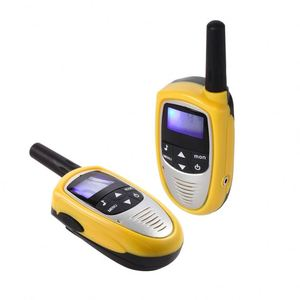 2018 alibaba hot selling 8-22 Channels wireless walkie-talkie with Backlit  LCD Screen mobile phone walkie talkie