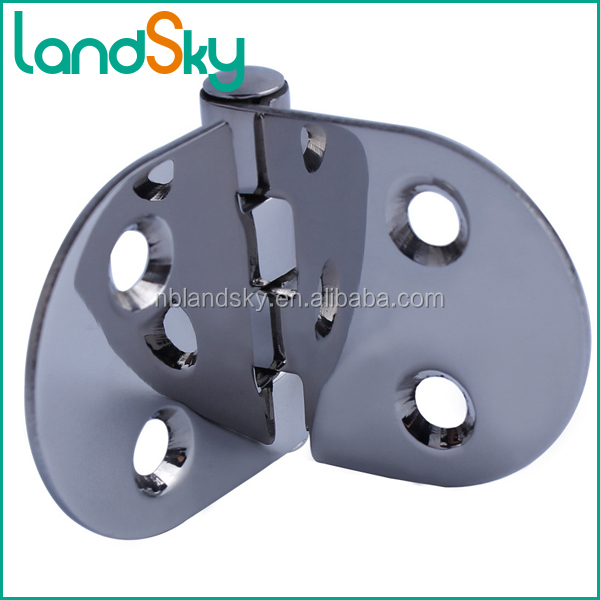 LandSky Accessories Electronic Equipment Lifeboat marine Stainless steel hinge 74.0 * 38.1