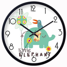 "Ornamentali <span class=keywords><strong>camera</strong></span> <span class=keywords><strong>dei</strong></span> <span class=keywords><strong>bambini</strong></span> bella 7 ""8"" elephant stained glass <span class=keywords><strong>orologio</strong></span> <span class=keywords><strong>da</strong></span> <span class=keywords><strong>parete</strong></span>"