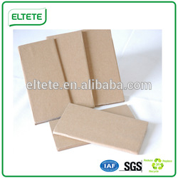 Best quality promotional 100% green paperboard