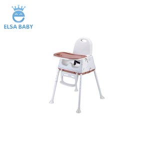 2018 New Baby Dining Chair Children Dining Chair Portable Folding Multifunction baby High Chair China Made