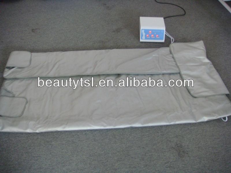 3 zone far infrared sauna blanket / fir slimming blanket bag / far infrared body shaping blanket