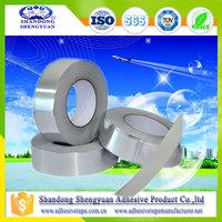 Best Selling aluminium adhesive with CE certificate aluminum foil butyl tape tape hair extensions custom tape