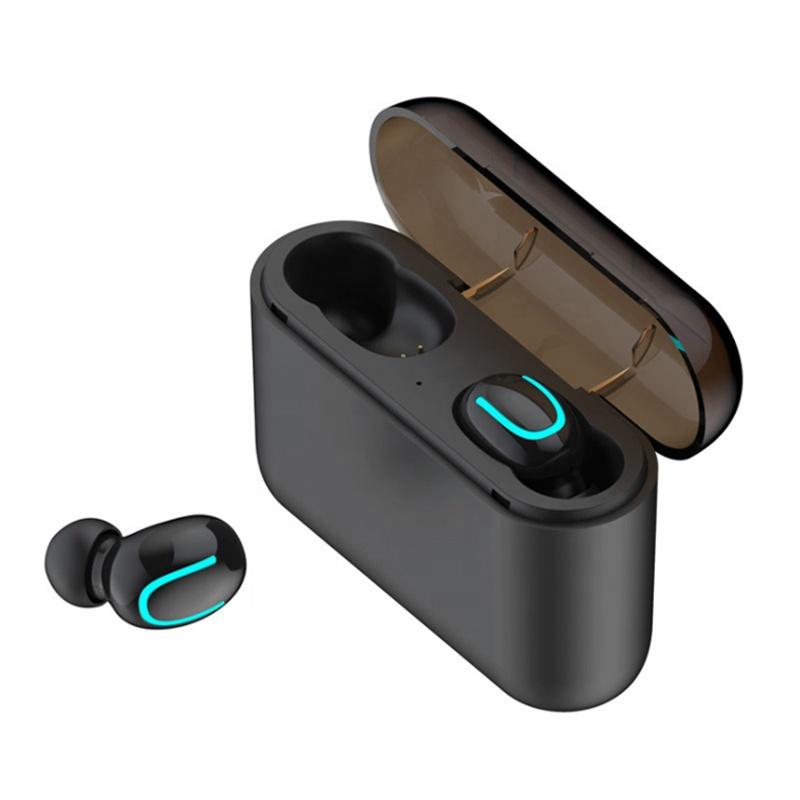 Amazon hot sale Q32 tws earphone 5.0 noise cancelling wireless bluetooths earbuds wireless фото