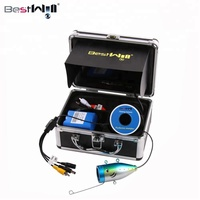 HD 1000 TVL Underwater Fishing Camera Ice Fishing Camera CR110-7L with 15M to 100 meters cable