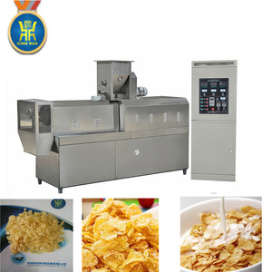 Top quality golden supplier corn flakes production line